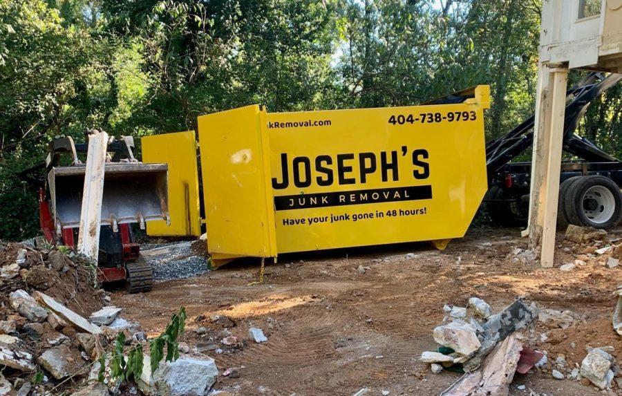 Demolition services by Joseph's Junk Removal in Atlanta, GA